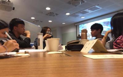經驗分享:國家圖書館 青年學者養成營