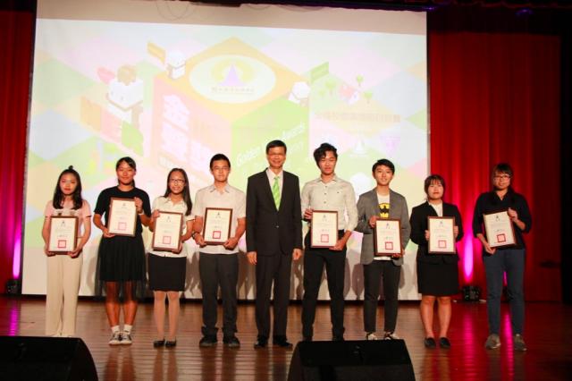 經驗分享:金聲獎暨媒體素養特別獎