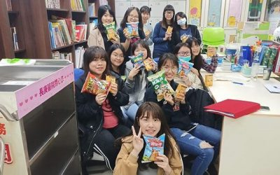 經驗分享:林口長庚大專志工隊
