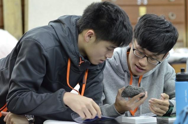 經驗分享:國際地球科學奧林匹亞 國家代表選手培訓營