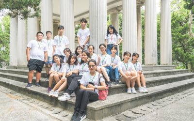 經驗分享:高中生人文及社會科學營